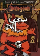 Dungeon #1: Dungeon 1 [+1 magazines]