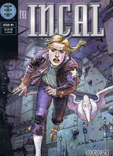 Incal, The #1: The Incal 1 [+1 magazines]