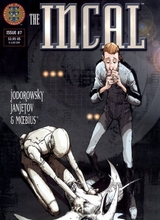Incal, The #7: The Incal 7 [+1 magazines]
