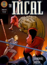 Incal, The #9: The Incal 9 [+1 magazines]