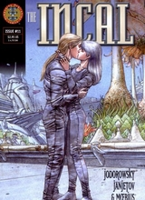 Incal, The #11: The Incal 11 [+1 magazines]