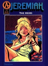 Jeremiah (Adventure) #5: The Heirs 1 [+1 magazines]