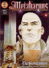 Metabarons, The #1: The Stonecutters [+1 magazines]