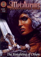 Metabarons, The #3: The Nighthing of Othon [+1 magazines]