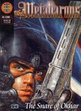 Metabarons, The #5: The Snare of Okhar [+1 magazines]
