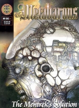 Metabarons, The #9: The Mentreks Solution [+1 magazines]