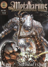 Metabarons, The #11: Steelheads Quest [+1 magazines]