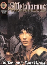Metabarons, The #13: The Torment of Dona Vicenta [+1 magazines]