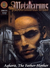Metabarons, The #15: Aghors, The Father-Mother [+1 magazines]
