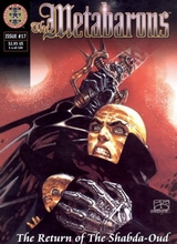 Metabarons, The #17: The Return of the Shabda-Oud