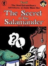Adele Blanc-Sec #1: The Secret of the Salamander
