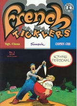 French Ticklers #1: French Ticklers 1 [+2 magazines]