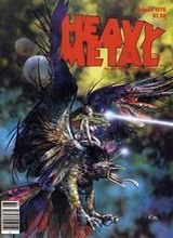 Heavy Metal #17: 1978 August [+4 magazines]