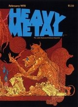 Heavy Metal #11: 1978 February [+5 magazines]