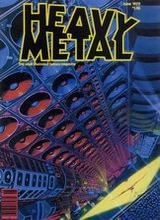 Heavy Metal #27: 1979 June