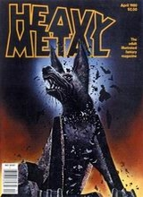 Heavy Metal #37: 1980 April [+2 magazines]
