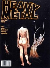 Heavy Metal #50: 1981 May [+7 magazines]