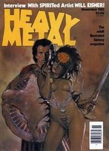 Heavy Metal #80: 1983 November [+5 magazines]