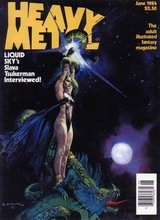 Heavy Metal #87: 1984 June [+9 magazines]