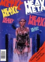 Heavy Metal #96: 1985 March [+7 magazines]