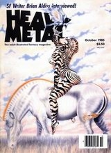 Heavy Metal #103: 1985 October [+3 magazines]