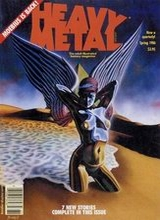 Heavy Metal #107: 1986 Spring