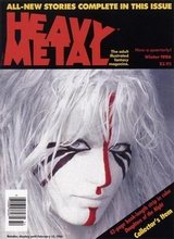 Heavy Metal #106: 1986 Winter [+1 magazines]