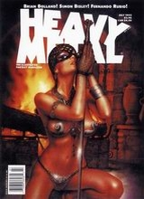 Heavy Metal #139: 1992 July