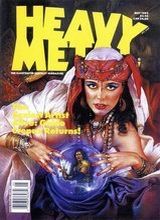 Heavy Metal #138: 1992 May