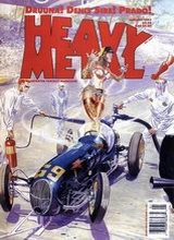 Heavy Metal #142: 1993 January