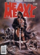 Heavy Metal #144: 1993 May