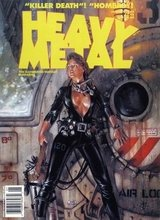 Heavy Metal #148: 1994 January [+11 magazines]