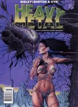 Heavy Metal #163: 1996 July