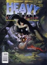 Heavy Metal #164: 1996 September [+2 magazines]