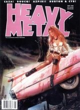 Heavy Metal #180: 1999 May
