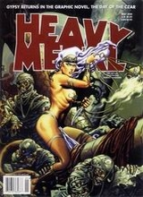 Heavy Metal #186: 2000 May