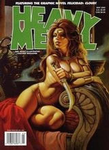 Heavy Metal #216: 2005 May
