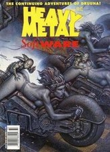 Heavy Metal Special #9: 1993 Software