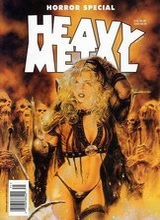 Heavy Metal Special #16: 1997 Horror