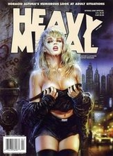 Heavy Metal Special #23: 2000 Erotic