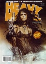 Heavy Metal Special #41: 2005 Digitized