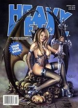 Heavy Metal Special #42: 2006 Steam Punk
