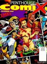 Penthouse Comix #18: December 1996