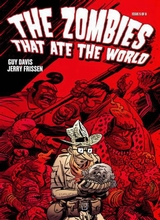 The Zombies That Ate The World #5: The Zombies That Ate The World 5 [+1 magazines]