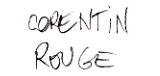 Signature of Corentin