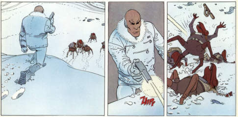 Sample of Incal, L