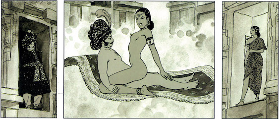 Sample of Kamasutra